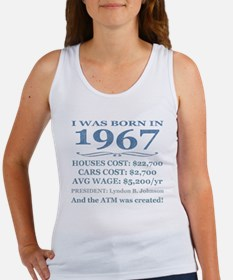 Birthday Facts-1967 Tank Top