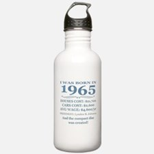 Birthday Facts-1965 Water Bottle