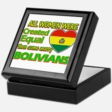 Bolivians Husband designs Keepsake Box