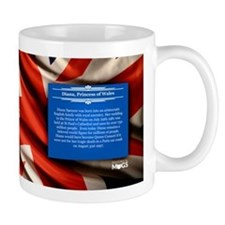 Princess Diana Historical Mugs