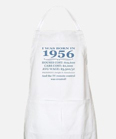 Birthday Facts-1956 Apron