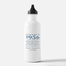 Birthday Facts-1956 Water Bottle