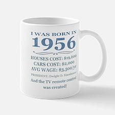 Birthday Facts-1956 Mugs