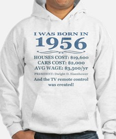 Birthday Facts-1956 Hoodie