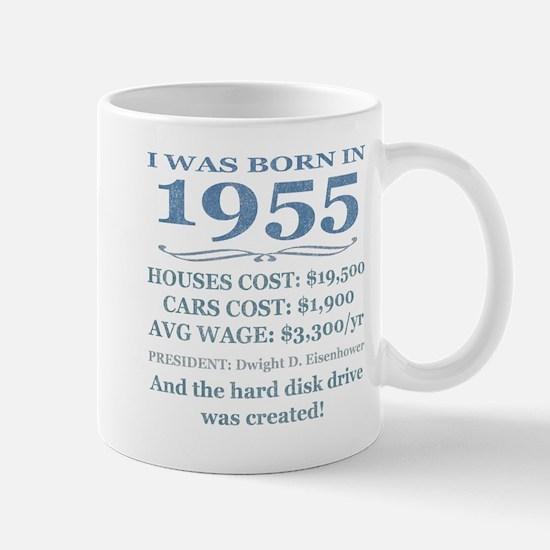 Birthday Facts-1955 Mugs