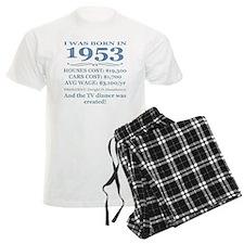 Birthday Facts-1953 Pajamas