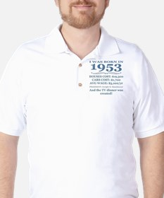 Birthday Facts-1953 T-Shirt
