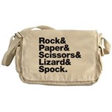 Sheldon cooper Messenger Bag