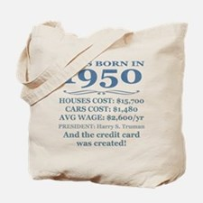 Birthday Facts-1950 Tote Bag