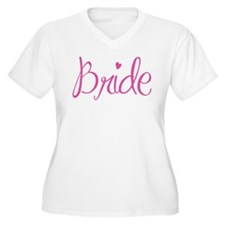 pinkbride Plus Size T-Shirt