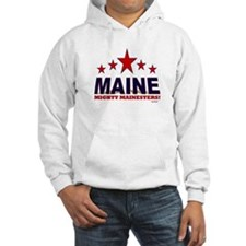 Maine Mighty Mainesters Hoodie