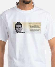Charles Lucky Luciano Historical T-Shirt