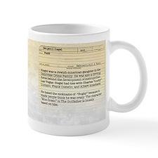 Benjamin Bugsy Siegel Historical Mugs