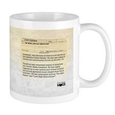 Albert Anastasia Historical Mugs