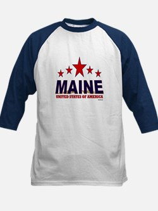 Maine U.S.A. Tee