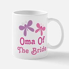 Oma of the Bride Mug