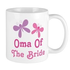 Oma of the Bride Mug