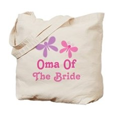 Oma of the Bride Tote Bag
