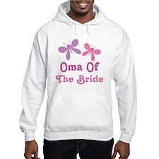 Oma of the Bride Hoodie