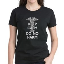 Keep Calm Do No Harm Tee