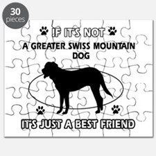 greater swiss mountain Best Friend Designs Puzzle