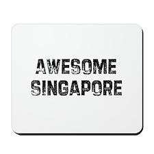 Awesome Singapore Mousepad