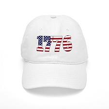 1776 US Independence Baseball Cap