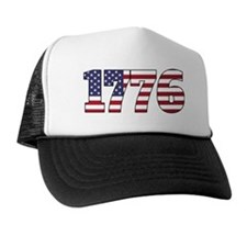 1776 US Independence Trucker Hat