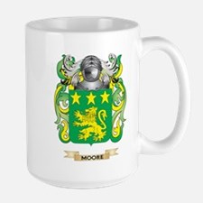 Moore Coat of Arms - Family Crest Mugs