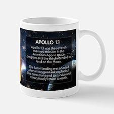 Apollo 13 Historical Mugs