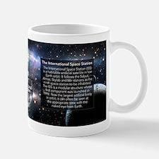 International Space Station Historical Mugs