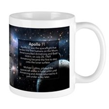 Apollo 11 Historical Mugs