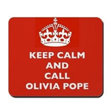 Keep Calm and Call Olivia Pope- Scandal TV Show Mo