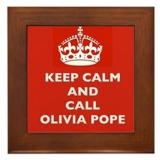 Keep Calm and Call Olivia Pope- Scandal TV Show Fr