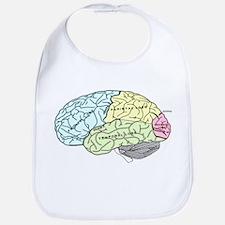 dr brain lrg Bib