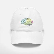 dr brain lrg Baseball Baseball Baseball Cap
