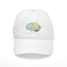 dr brain lrg Baseball Baseball Cap