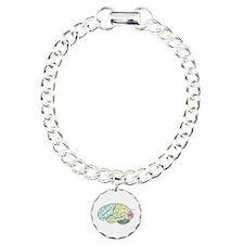 dr brain lrg Bracelet