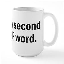 My favorite word Mugs