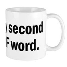 My favorite word Mugs