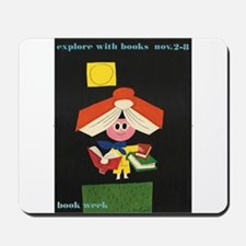 1958 Children's Book Week Mousepad