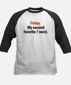 Friday is coming Baseball Jersey