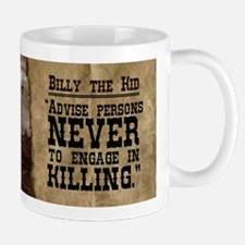 Billy The Kid Historical Mugs