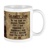 Calamity jane  mugs Coffee Mugs