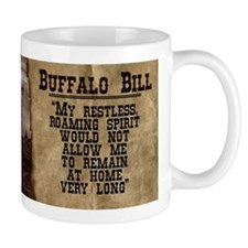 Buffalo Bill Historical Mugs