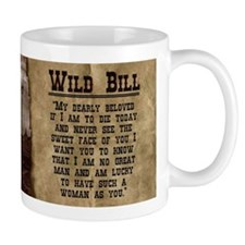 Wild Bill Historical Mugs