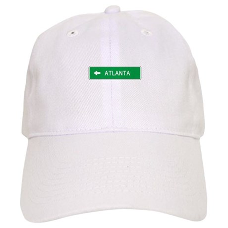 Roadmarker Atlanta (GA) Cap