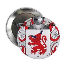 "Morgans Coat of Arms - Family Crest 2.25"" Button"