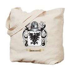 Moriarty Coat of Arms - Family Crest Tote Bag