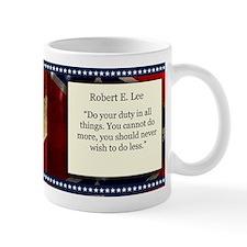 Robert E. Lee Historical Mugs